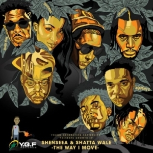 Shenseea - The Way I Move ft. Shatta Wale